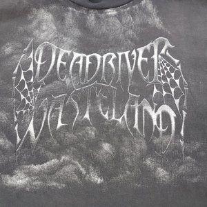 DEADRIVER WASTELAND Canadian Metal Band PLOTTING M